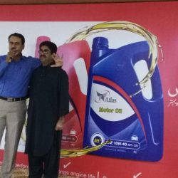 "Launching of ""Rahul Oil Traders"" in Mirpur Mathelo"