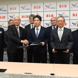 Joint Venture Agreement (Atlas Group and DID Group Japan) in Pakistan