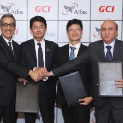 Joint Venture Agreement (Atlas Group and GCI China) in Pakistan